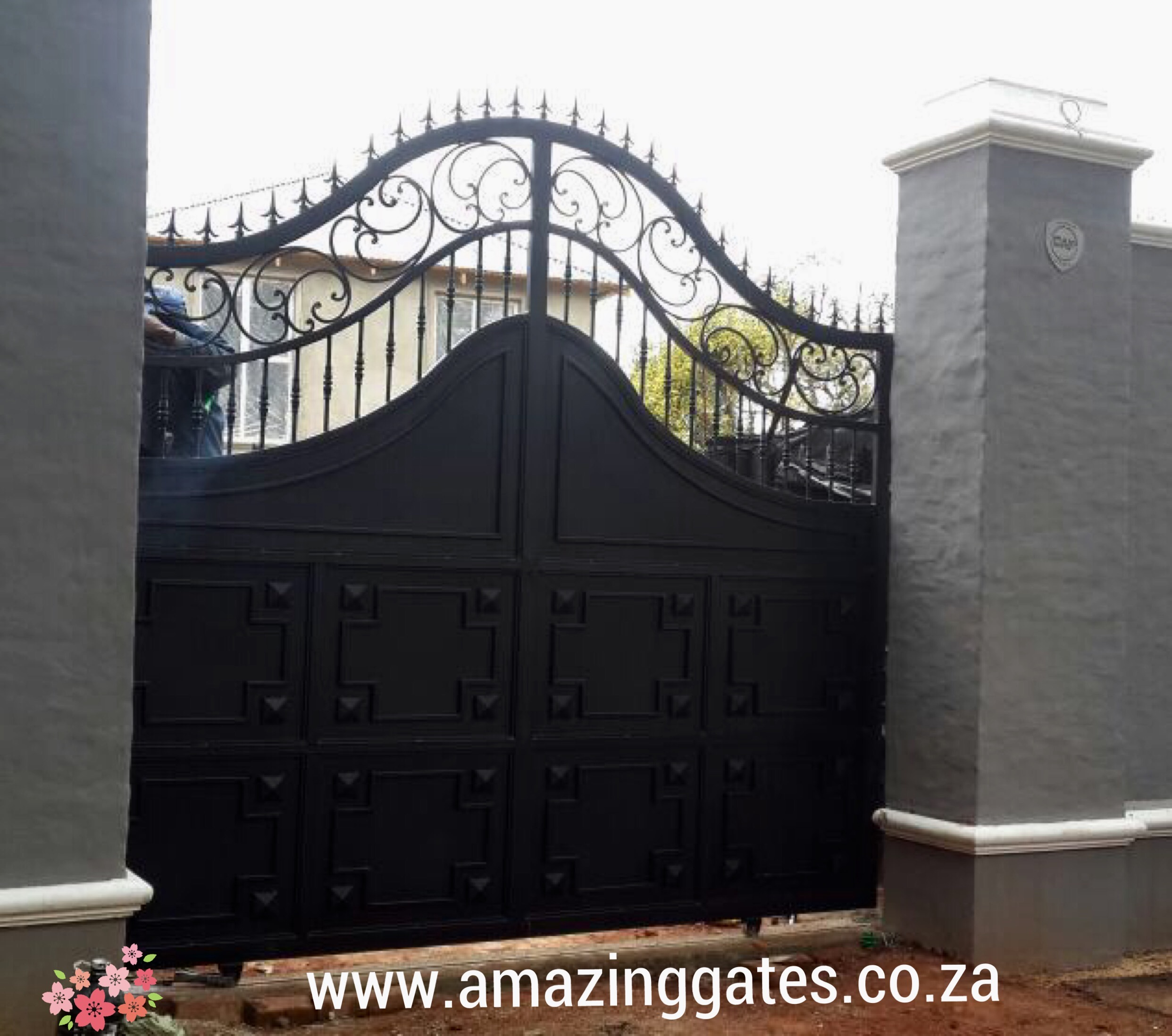 Home Design Gate Ideas: GATE DESIGNS IN SOUTH AFRICA